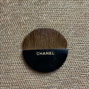Chanel half moon brush